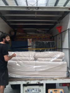 How to pack a removalists truck